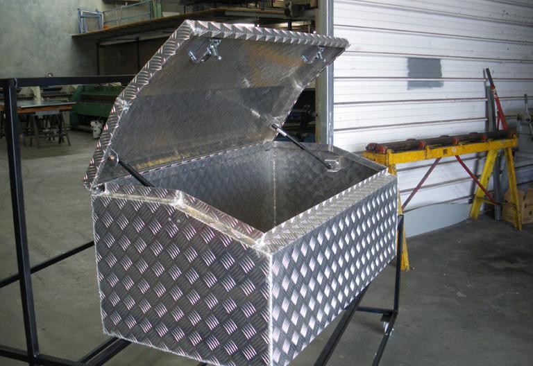 Storage Tool Boxes