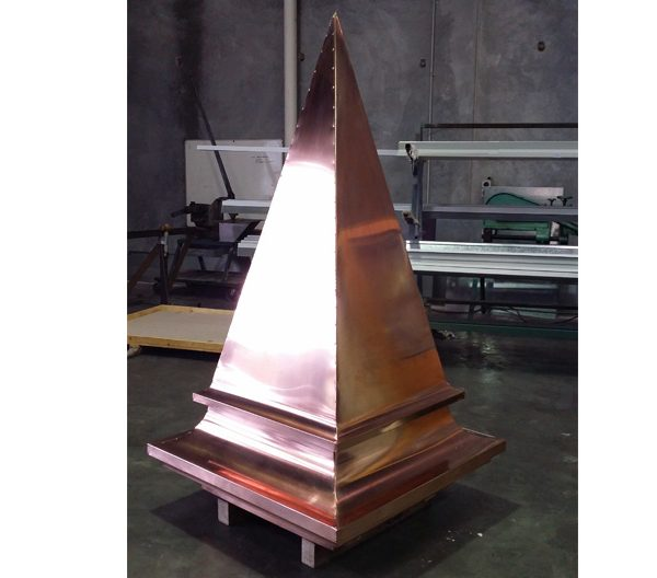Copper Steeple